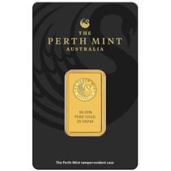 Sztaba złota LBMA 20 g